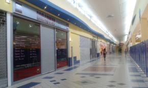 Krach obchodního centra
