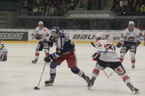 Z utkání Chomutova s Kometou Brno