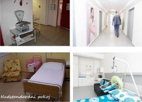 Nemocnice před 5 lety a nyní