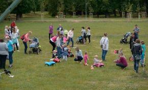 Dětský den s roudnickou porodnicí v Lovosicích