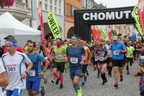 Půlmaraton v Chomutově