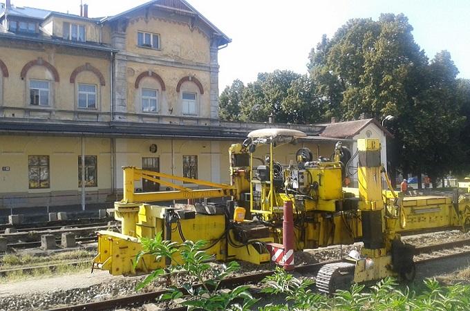 Stará budova nádraží, ilustrační foto. Foto: archiv SeveročeskýDeník.cz