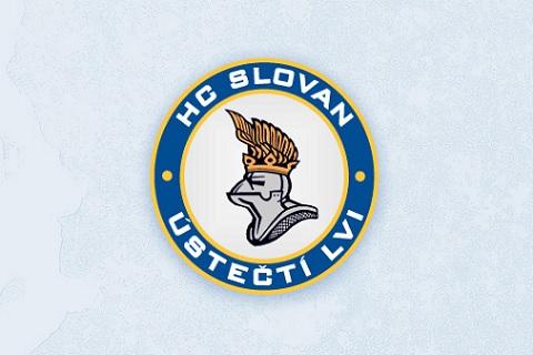 Ústečtí Lvi se 1. ligu v hokeji už nemusí zahrát. Foto: HC Slovan Ústí