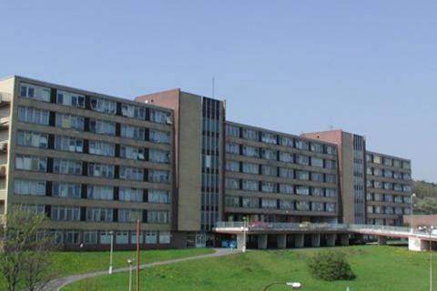 Nemocnice v Mostě. Foto: archiv SeveročeskýDeník.cz