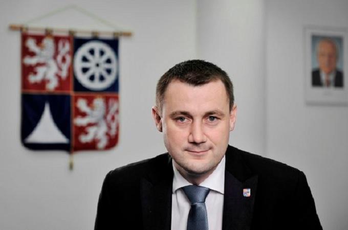 Liberecký hejtman Martin Půta. Foto: archiv Liberecký kraj