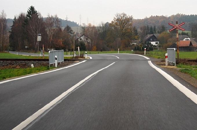 Zrekonstruovaná silnice, ilustračné foto. Foto: archiv Plzeňský kraj