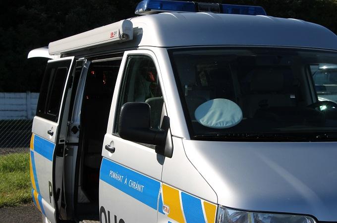 Dopravní policisté u nehody, ilustrační foto. Foto: archiv Události112.cz