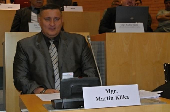 Martin Klika. Foto: archiv M. Klika