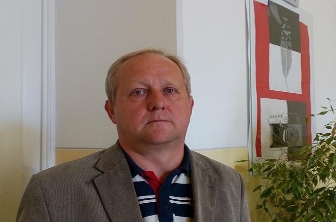 Karel Vacek. Foto: archiv SeveročeskýDeník.cz