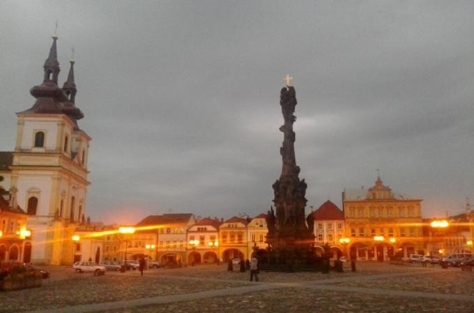 Historické centrum města Kadaň. Foto: archiv MojeChomutovsko.cz