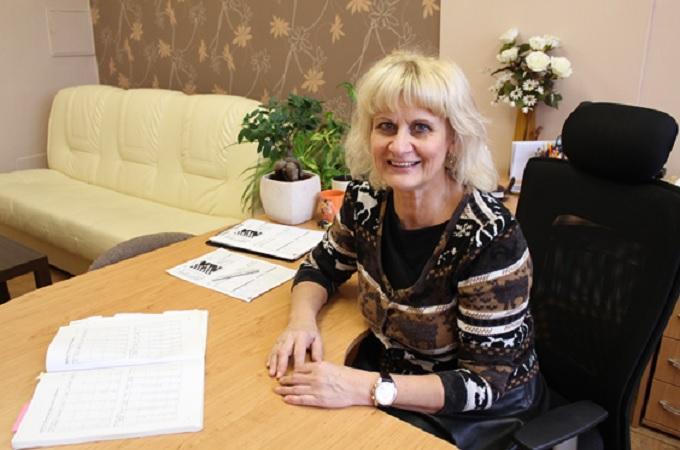 Hana Honzíková. Foto: archiv PNSP