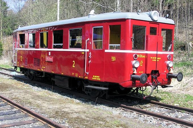 Vagón Hurvínek. Foto: archiv KŽDC Doprava