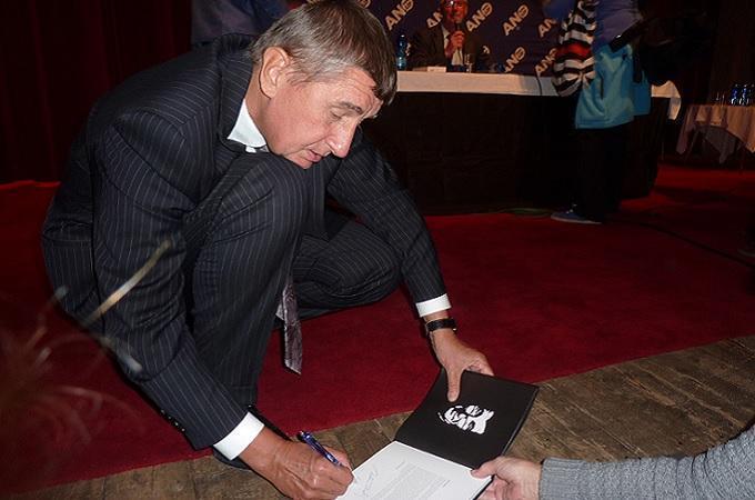 Andrej Babiš. Foto: archiv Investigate.cz