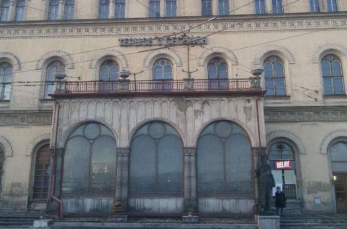 Vlakové nádraží Teplice. Foto: archiv SeveročeskýDeník.cz