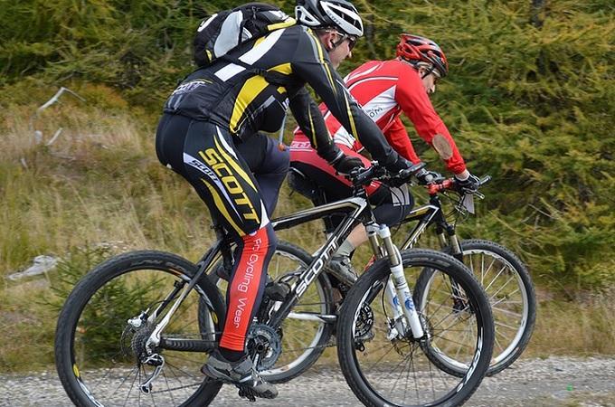 Cyklisté, ilustrační foto. Foto: archiv Pixabay.com
