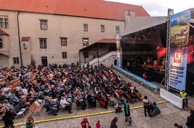 Z koncertu Z Lásky k hudbě. Foto: archiv Kaufland