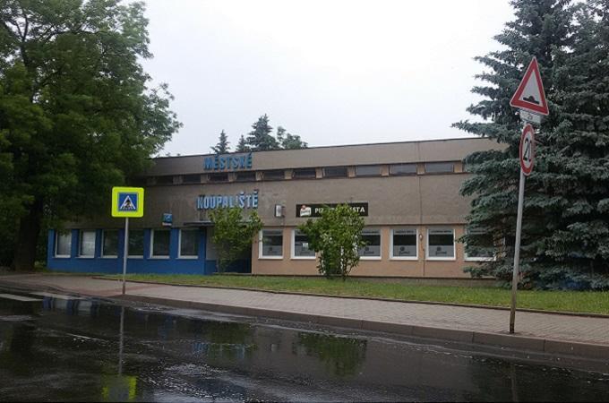 Koupaliště v Lounech. Foto: archiv MojeLounsko.cz