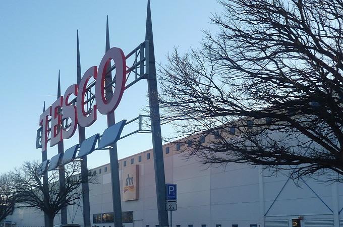 Hypermarket Tesco, ilustrační foto. Foto: archiv SeveročeskýDeník.cz