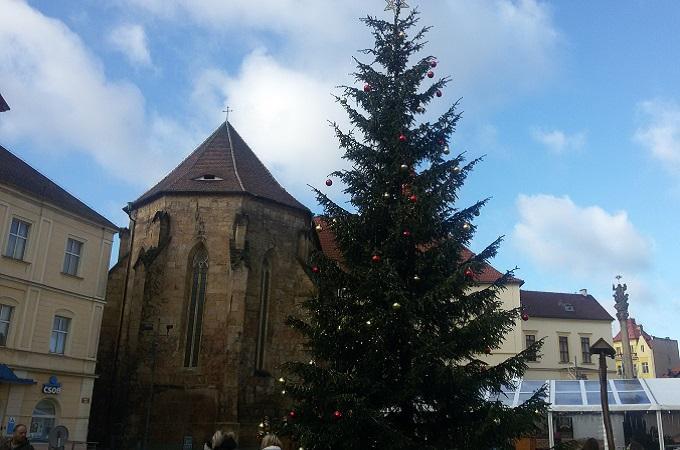 Vánoční strom. Foto: archiv MojeChomutovsko.cz