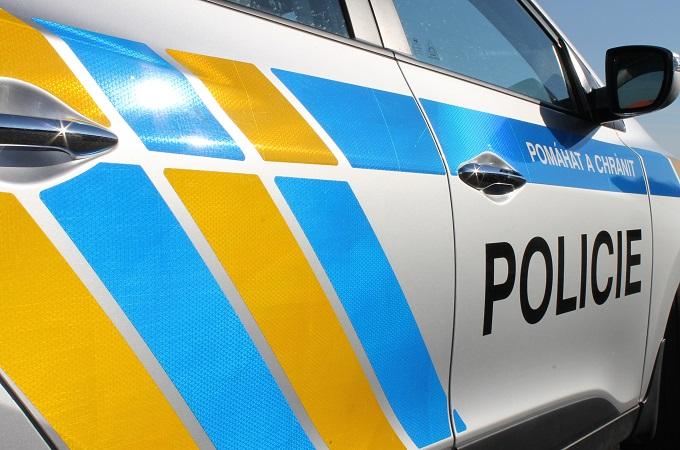 Policejní auto, ilustrační foto. Foto: archiv Události112.cz