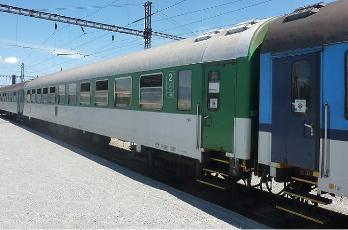 Vlaková souprava, ilustrační foto. Foto: archiv MojeLiberecko.cz