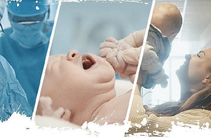 Video z porodnice, promo. Foto: archiv PNsP
