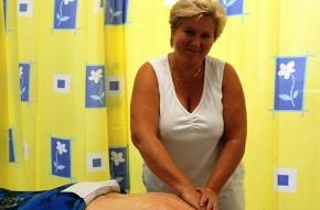 Využijte masáže v Podřipské nemocnici