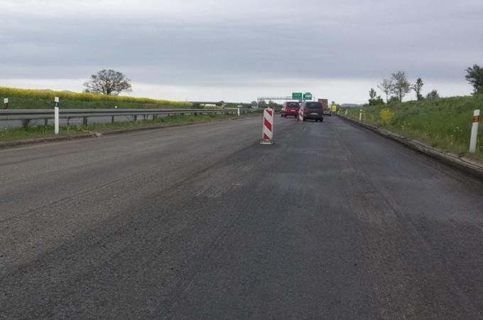 Frézování silnice, ilustrační foto. Foto: archiv MojeChomutovsko.cz