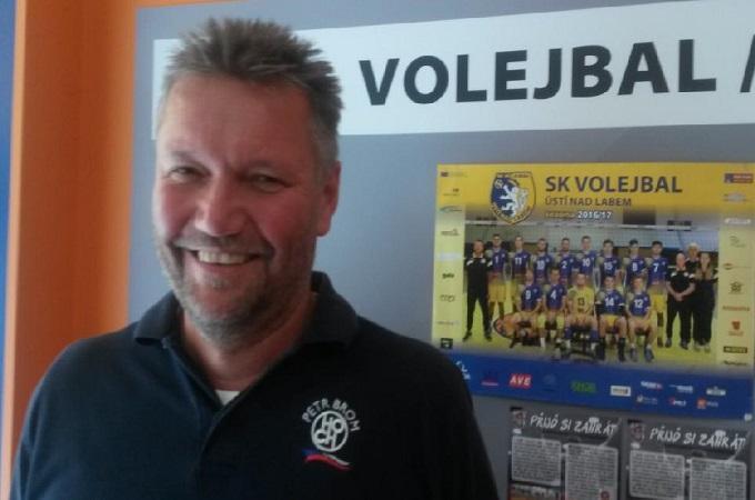 Trenér Petr Brom. Foto: archiv SeveročeskýDeník.cz
