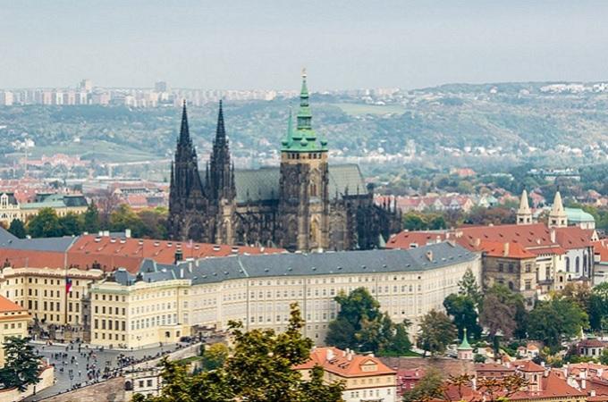 Pražský hrad. Foto: archiv Pixabay.com