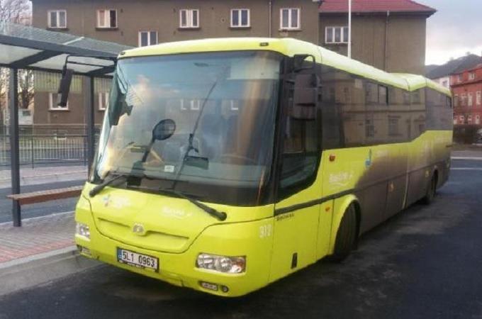 Autobus, ilustrační foto. Foto: archiv MojeLitoměřicko.cz