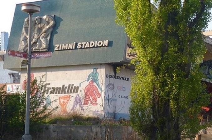 Bývalý zimní stadion v Teplicích. Foto: archiv MojeTeplicko.cz