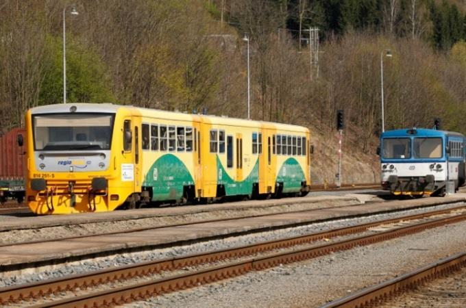 Vlak, ilustrační foto. Foto: Michal Málek, České dráhy