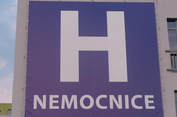 Nemocnice. Foto: archiv SeveročeskýDeník.cz