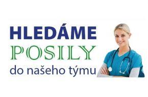 Roudnická nemocnice hledá posily do týmu