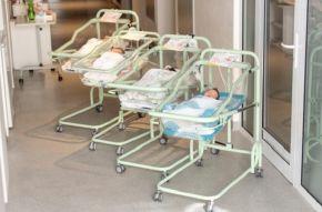 Roudnická porodnice láme rekordy aneb pohled na statistiku