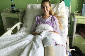 Chirurgické oddělení Podřipské nemocnice přivítalo 1000. pacientku roku 2018