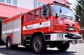 Jak zkrotili hasiči požár v údolí Labe? Takto hrdinové bojovali
