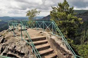 Tip na výlet: Devět nejkrásnějších výhledů do kaňonu Labe