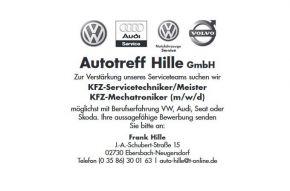 Práce v Německu: KFZ-Servicetechniker, Meister KFZ-Mechatroniker (m/w/d)