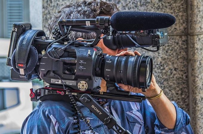 Kameraman, ilustrační foto. Foto: archiv Pixabay.com
