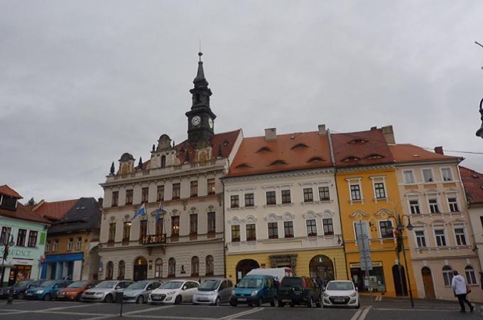 Česká Lípa radnice. Foto: archiv SeveročeskýDeník.cz