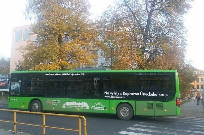 Autobus. Foto: archiv SeveročeskýDeník.cz