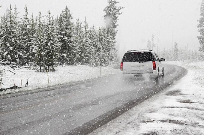Sníh, ilustrační foto. Foto: archiv Pixabay.com
