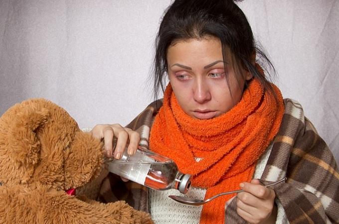 Nemocná žena, ilustrační foto. Foto: archiv Pixabay.com