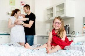 Více soukromí pro maminky v roudnické porodnici. To je rodinný pokoj