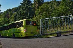 Turistické linky křižují Ústeckým krajem: vlaky, autobusy i lodě