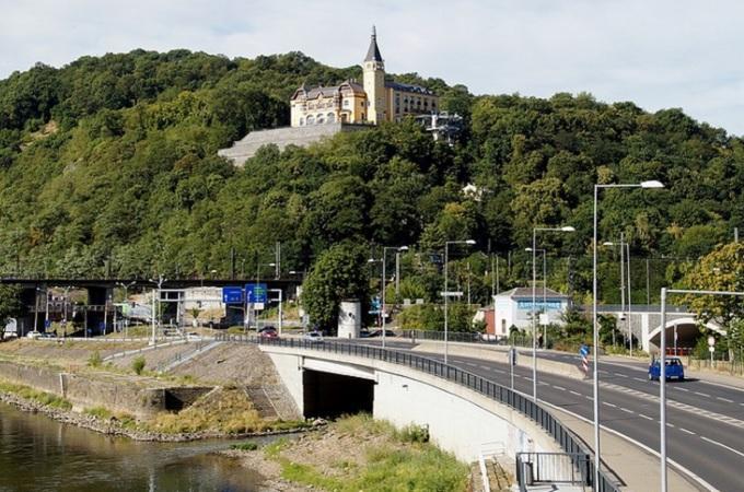 Křižovatka pod Větruší v Ústí nad Labem. Foto: archiv Pixabay.com