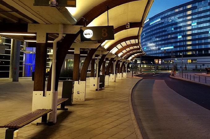 Dopravní terminál, ilustarční foto. Foto: archiv Pixabay.com