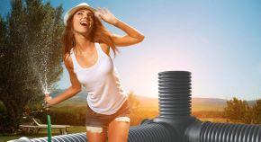 Tipy, jak si vybrat nádrž na dešťovou vodu